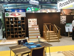 new!ナイス株式会社様主催の「木と住まいの大博覧会 仙台会場(7/8・9)」へ製作協力させて頂きました。